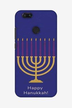 Amzer Hanukkah 1 Hard Shell Designer Case For Mi A1/Mi 5X