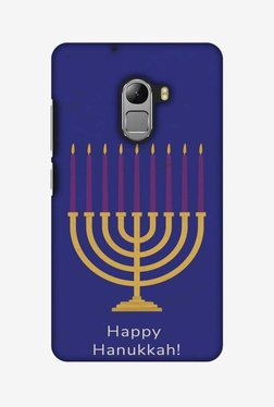 Amzer Hanukkah 1 Hard Shell Designer Case For Lenovo A7010/K4 Note