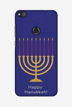 Amzer Hanukkah 1 Designer Case For Huawei P8 Lite