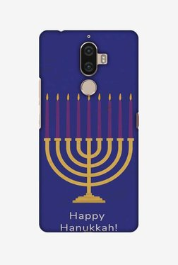 Amzer Hanukkah 1 Hard Shell Designer Case For Lenovo K8 Note