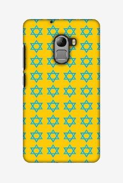 Amzer Hanukkah Pattern 1 Hard Shell Designer Case For Lenovo A7010/K4 Note