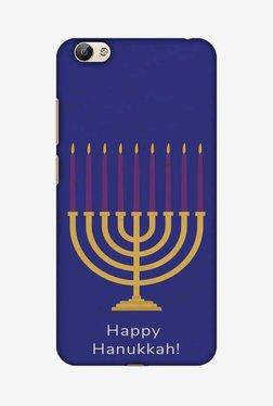 Amzer Hanukkah 1 Hard Shell Designer Case For Vivo Y66