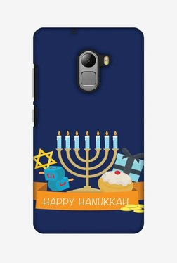 Amzer Hanukkah 2 Hard Shell Designer Case For Lenovo A7010/K4 Note