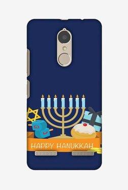 Amzer Hanukkah 2 Hard Shell Designer Case For Lenovo K6/K6 Power