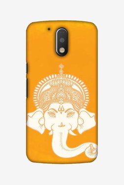 Amzer Almighty Ganesha Hard Shell Designer Case For Moto G4 Play