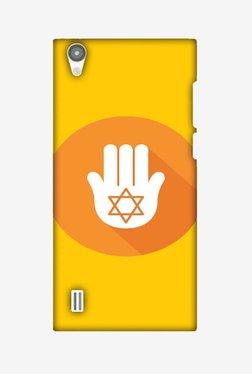 Amzer Hanukkah 3 Hard Shell Designer Case For Vivo Y15/Y15S