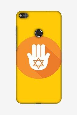 Amzer Hanukkah 3 Designer Case For Huawei P8 Lite