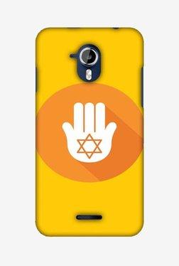 Amzer Hanukkah 3 Hard Shell Designer Case For Micromax Canvas Magnus