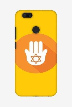 Amzer Hanukkah 3 Hard Shell Designer Case For Mi A1/Mi 5X