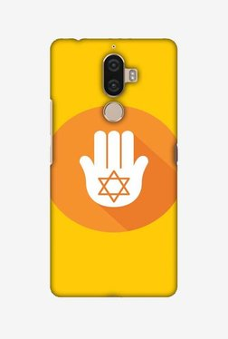 Amzer Hanukkah 3 Hard Shell Designer Case For Lenovo K8 Note
