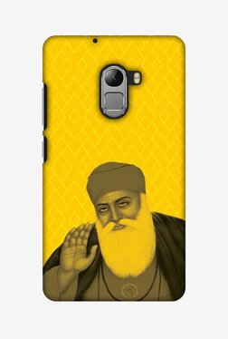 Amzer Almighty Nanak Hard Shell Designer Case For Lenovo A7010/K4 Note