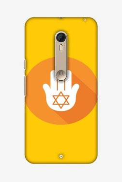 Amzer Hanukkah 3 Hard Shell Designer Case For Moto X Pure Edition/Moto X Style