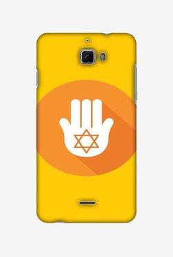 Amzer Hanukkah 3 Hard Shell Designer Case For Coolpad Dazen 1