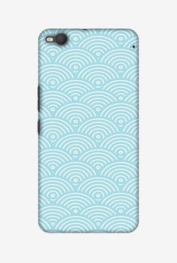 Amzer Overlapped Circles Hard Shell Designer Case For HTC One X9
