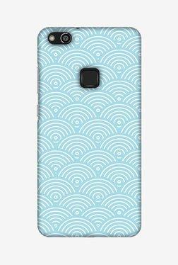 Amzer Overlapped Circles Hard Shell Designer Case For Huawei P10 Lite
