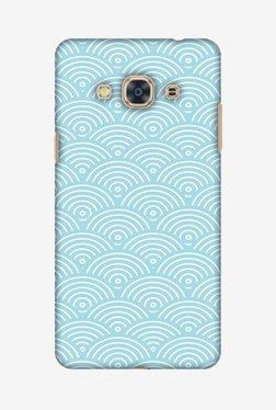 Amzer Overlapped Circles Hard Shell Designer Case For Samsung J3 Pro