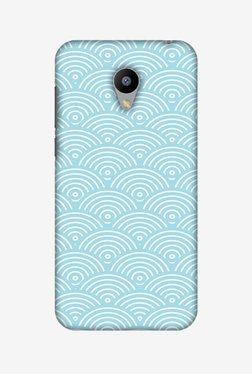 Amzer Overlapped Circles Hard Shell Designer Case For Meizu M2