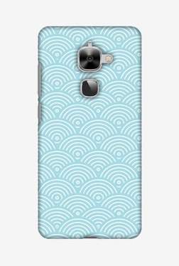 Amzer Overlapped Circles Hard Shell Designer Case For Le 2
