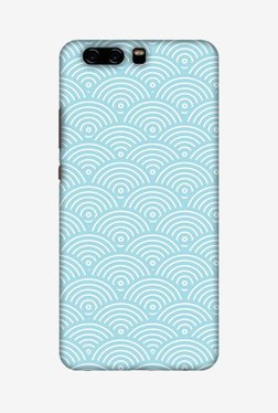 Amzer Overlapped Circles Hard Shell Designer Case For Huawei P10 Plus