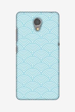 Amzer Overlapped Circles Hard Shell Designer Case For Lenovo P2