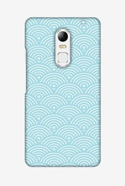 Amzer Overlapped Circles Hard Shell Designer Case For Lenovo Vibe X3
