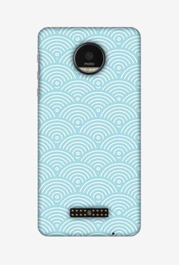 Amzer Overlapped Circles Hard Shell Designer Case For Moto Z
