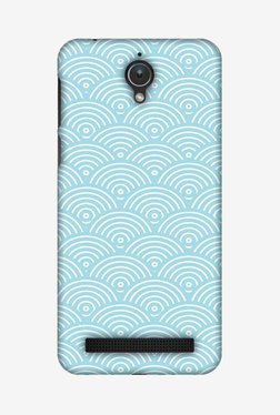 Amzer Overlapped Circles Hard Shell Designer Case For Asus Zenfone Go