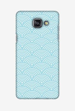 Amzer Overlapped Circles Hard Shell Designer Case For Samsung A5