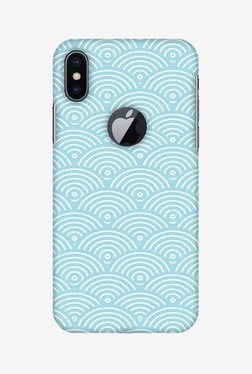 Amzer Overlapped Circles Hard Shell Designer Case For IPhone X