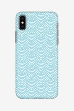 Amzer Overlapped Circles Hard Shell Designer Case For IPhone X - Mp000000002310503
