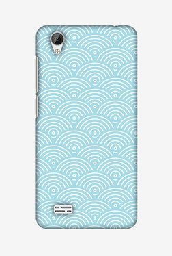Amzer Overlapped Circles Hard Shell Designer Case For Vivo Y31