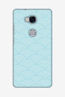 Amzer Overlapped Circles Hard Shell Designer Case For Honor 5X