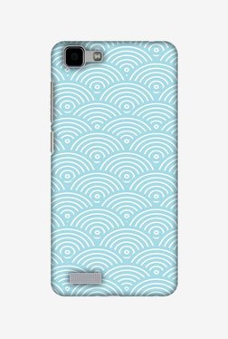 Amzer Overlapped Circles Hard Shell Designer Case For Vivo Y27