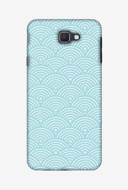 Amzer Overlapped Circles Hard Shell Designer Case For Samsung On7/On Nxt/J7 Prime