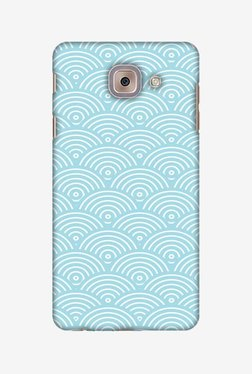 Amzer Overlapped Circles Hard Shell Designer Case For Samsung J7 Max