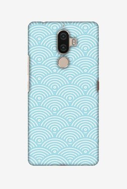 Amzer Overlapped Circles Hard Shell Designer Case For Lenovo K8 Note
