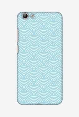 Amzer Overlapped Circles Hard Shell Designer Case For Vivo Y69