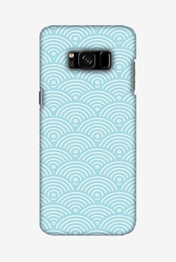 Amzer Overlapped Circles Hard Shell Designer Case For Samsung S8