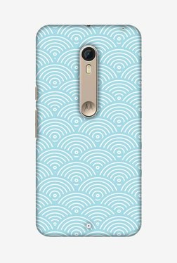 Amzer Overlapped Circles Hard Shell Designer Case For Moto X Pure Edition/Moto X Style