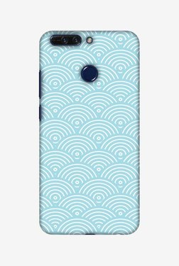 Amzer Overlapped Circles Hard Shell Designer Case For Honor 8 Pro
