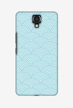 Amzer Overlapped Circles Hard Shell Designer Case For Infinix Note 4