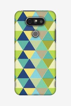 Amzer Triangles & Triangles Designer Case For LG G5