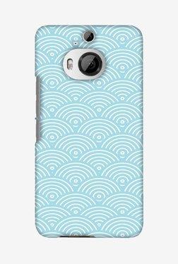 Amzer Overlapped Circles Designer Case For HTC One M9 Plus