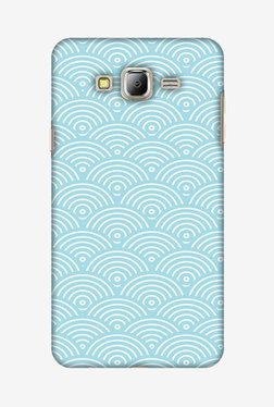 Amzer Overlapped Circles Hard Shell Designer Case For Samsung J7/On8