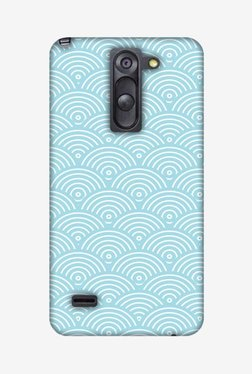 Amzer Overlapped Circles Hard Shell Designer Case For LG G3 Stylus