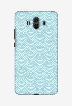 Amzer Overlapped Circles Hard Shell Designer Case For Huawei Mate 10