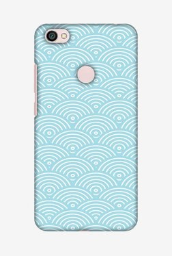 Amzer Overlapped Circles Hard Shell Designer Case For Redmi Note 5A Prime/Y1/Y1 Lite