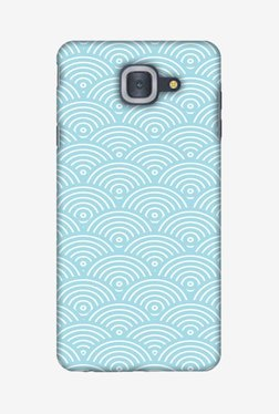 Amzer Overlapped Circles Hard Shell Designer Case For Samsung On Max