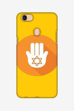Amzer Hanukkah 3 Hard Shell Designer Case For Oppo F5/F5 Youth