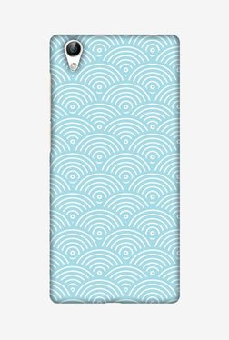 Amzer Overlapped Circles Hard Shell Designer Case For Vivo Y51/Y51L